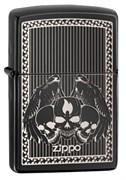 Широкая зажигалка Zippo Classic 28678