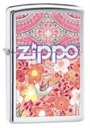 Широкая зажигалка Zippo Classic 28851