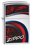 Широкая зажигалка Zippo Classic 29415