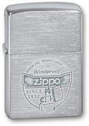 Широкая зажигалка Zippo Since 1932 200