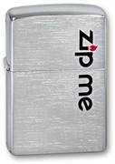 Широкая зажигалка Zippo ZIP ME 200