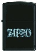 Широкая зажигалка Zippo SMOKING ZIPPO 218