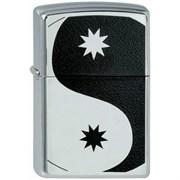 Широкая зажигалка Zippo Oriental stars 250