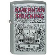 Зажигалка Zippo American Trucking 1 205