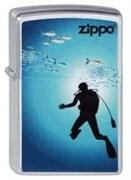 Зажигалка Zippo Diver 205