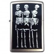 Зажигалка Zippo Skeletons 205