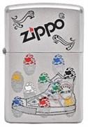 Зажигалка Zippo Sneaker 205