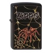 Зажигалка Zippo Web&Spider 218