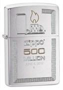 Зажигалка Zippo Replica 500 million 28412