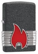 Зажигалка Zippo Classic с покрытием Iron Stone™, 29663