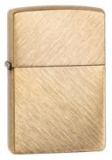 Зажигалка Zippo Classic с покрытием Herringbone Sweep Brass, 29830