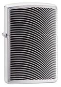 Зажигалка Zippo с покрытием Brushed Chrome, 29913