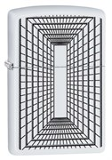Зажигалка Zippo с покрытием White Matte, 29916
