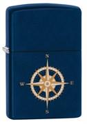 Зажигалка Zippo с покрытием Navy Matte, 29918
