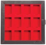 Кейс кожанный Zippo, коллекционера для 12-ти зажигалок, 2005422