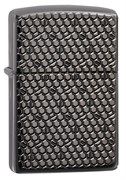 Зажигалка Zippo Armor™ с покрытием Black Ice® 49021