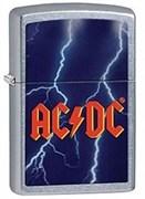 Широкая зажигалка Zippo ACDC 28453