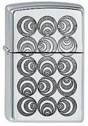Широкая зажигалка Zippo Art Deco 1 253