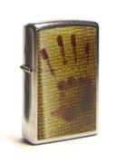 Широкая зажигалка Zippo Hand Print 219
