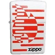 Широкая зажигалка Zippo Motif 28768