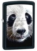 Широкая зажигалка Zippo Panda 28358