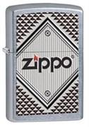 Широкая зажигалка Zippo Square 28465