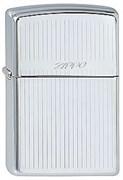 Широкая зажигалка Zippo Z pin stripe 308