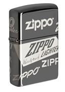 Зажигалка Zippo Classic с покрытием Black Ice® 49051
