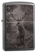 Зажигалка Zippo Classic с покрытием Black Ice® 49059