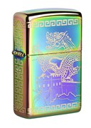 Зажигалка Zippo Classic с покрытием Multi Color 49045