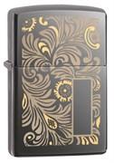 Зажигалка Zippo Classic с покрытием Black Ice® 49162