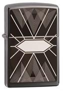 Зажигалка Zippo Classic с покрытием Black Ice® 49164
