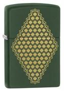 Зажигалка ZIPPO Green Matte 49220