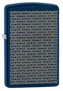 Зажигалка ZIPPO Navy Blue Matte 49232