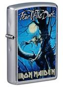 Зажигалка ZIPPO Iron Maiden 49234