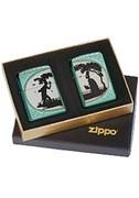 Подарочный набор зажигалок Zippo Garden of Eden COMBO 28129