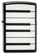Зажигалка широка Zippo Piano 21064
