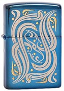 Зажигалка широкая Zippo Seaweed (MP308060) 20446
