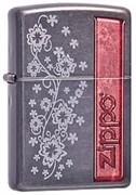 Зажигалка широкая Zippo Design 28378