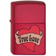 Зажигалка Zippo True Love  21063