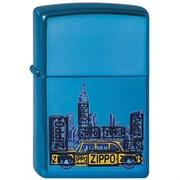 Зажигалка Zippo Taxi 20446