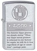 Зажигалка Zippo History 200