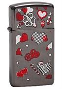 Зажигалка Zippo Hearts 20492