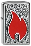 Зажигалка Zippo 205 Zippo Flame Emblem