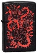 Зажигалка Zippo 218 Roses