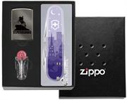 Подарочный набор Zippo Санкт-Петербург