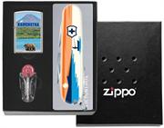 Подарочный набор Zippo Камчатка