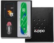 Подарочный набор Zippo Россия Футбол