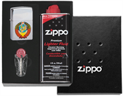 Набор Zippo День победы (подарочная коробка+зажигалка)