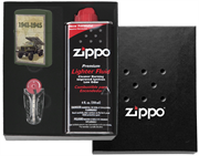 Набор Zippo День победы (подарочная коробка + зажигалка)